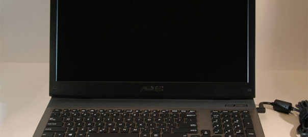 Asus laptop will not turn on